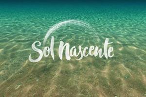 Logo da Novela Sol Nascente