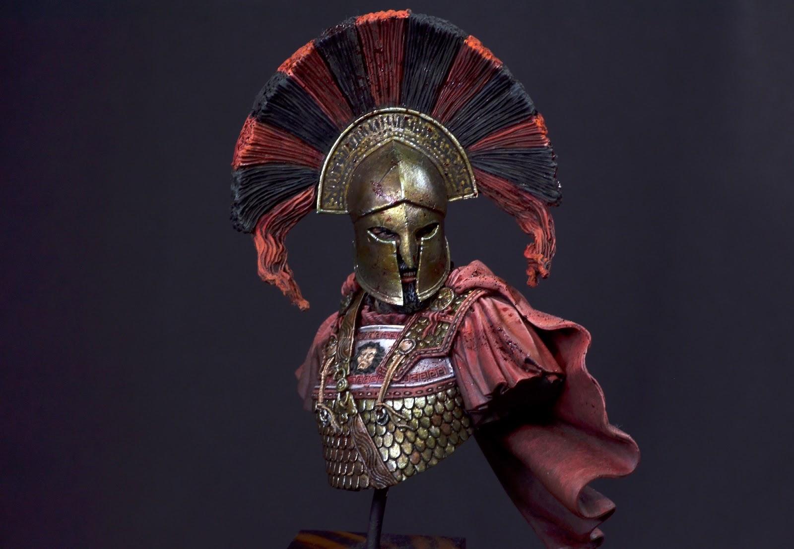 MASSIVE VOODOO: Spartan Warrior