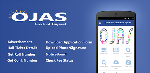 Download OJAS Official android Application for job update