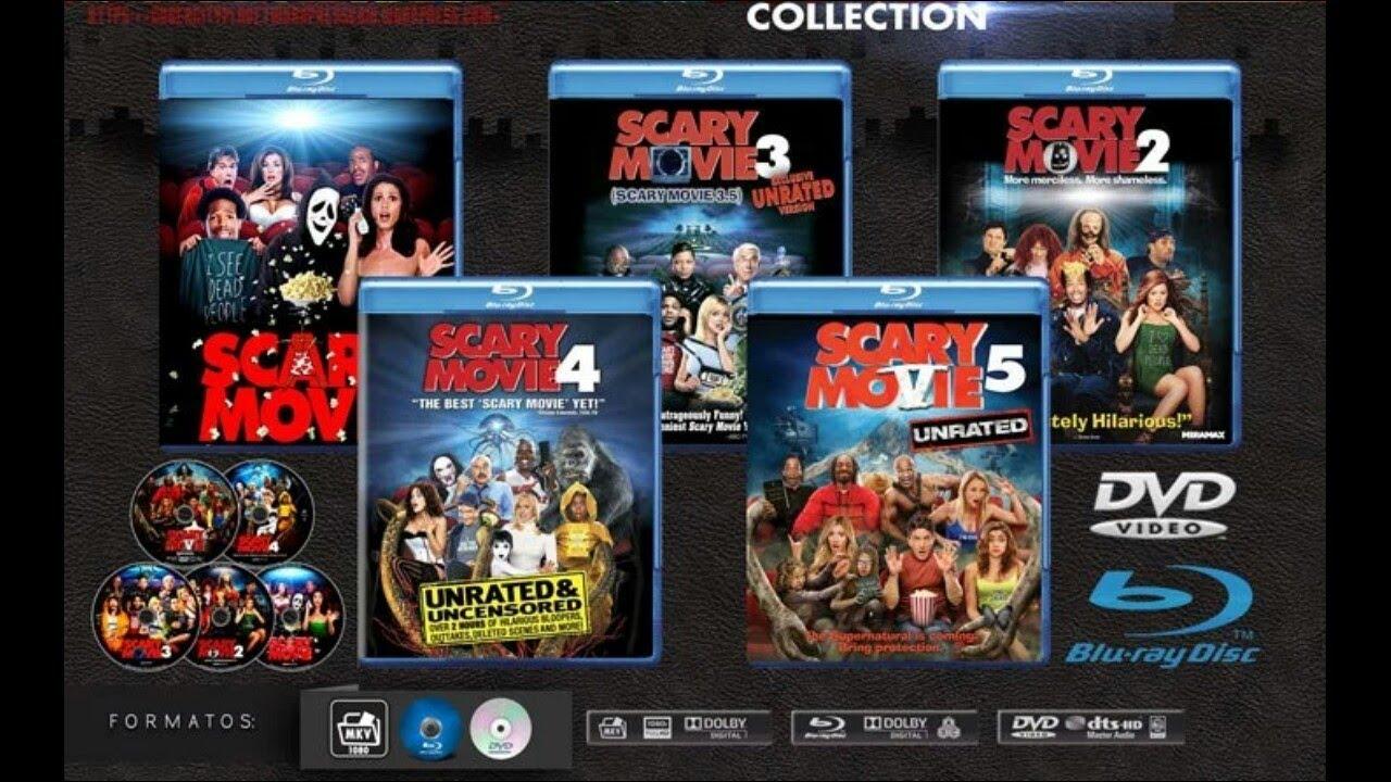 Peliculas Por Google Drive Latino Hd Saga Scary Movie Todas La Peliculas 1080p Latino Hd
