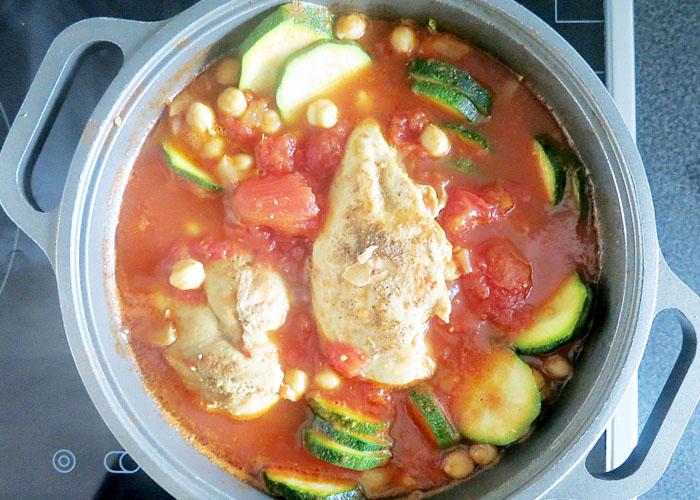 One-Pan Chicken