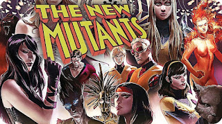 Download Film X-Men: The New Mutants (2018) BluRay Subtitle Indonesia