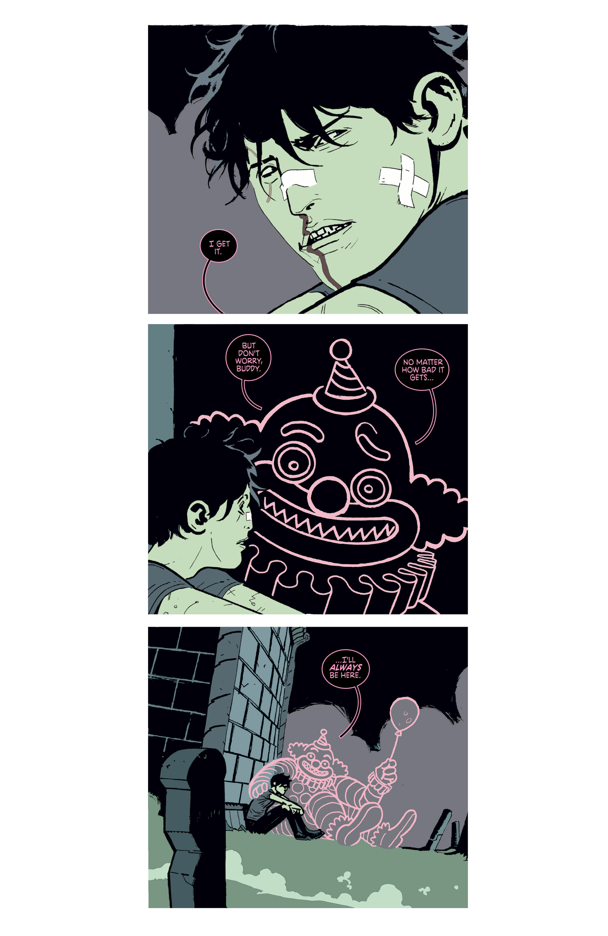 Read online Deadly Class comic -  Issue # _TPB 3 - 78