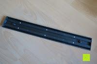 Rückseite: Andrew James – Professioneller Magnetmesserhalter Aus Edelstahl – 45cm