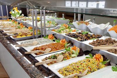Buffet Vegetariano de Artemisia Restaurante