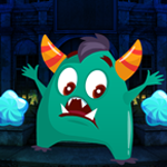 Games4King - Dreadful Monster Escape
