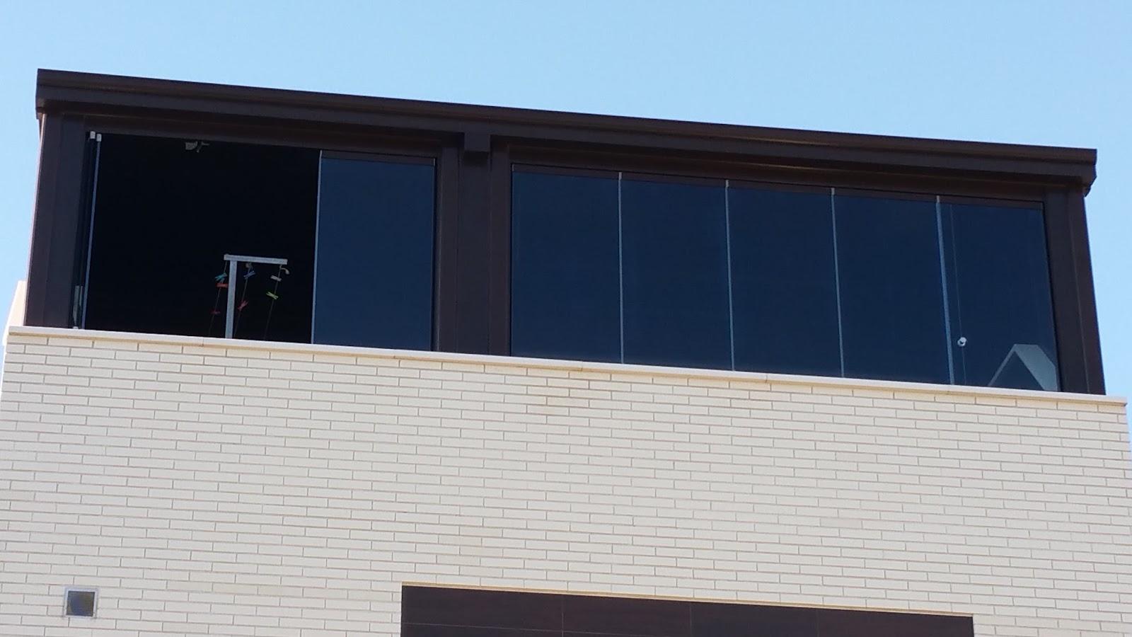 Cristaleria montajes iba ez cerramiento de terraza - Cerramiento terraza sin licencia ...