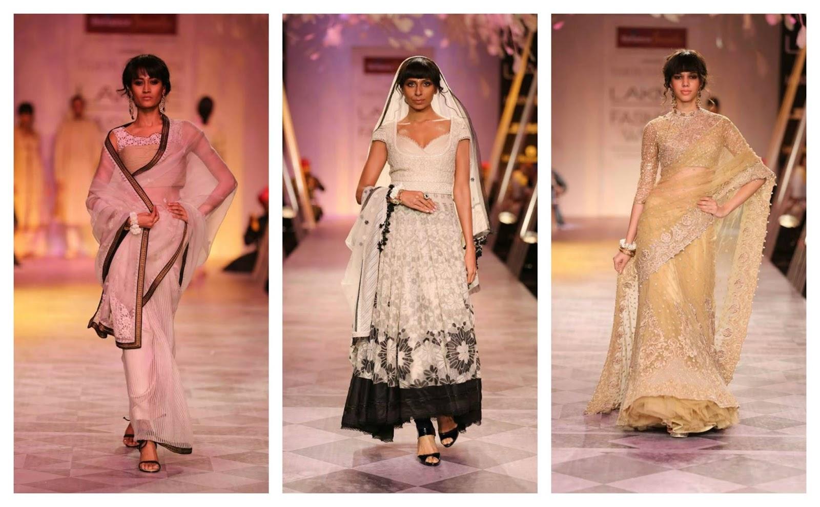 Jacqueline fernandes fashion show