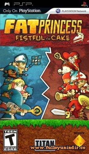 Fat Princess Fistful of Cake
