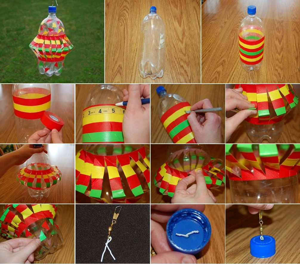 Plastic Bottle Craft Craft Ideas And Art Projects