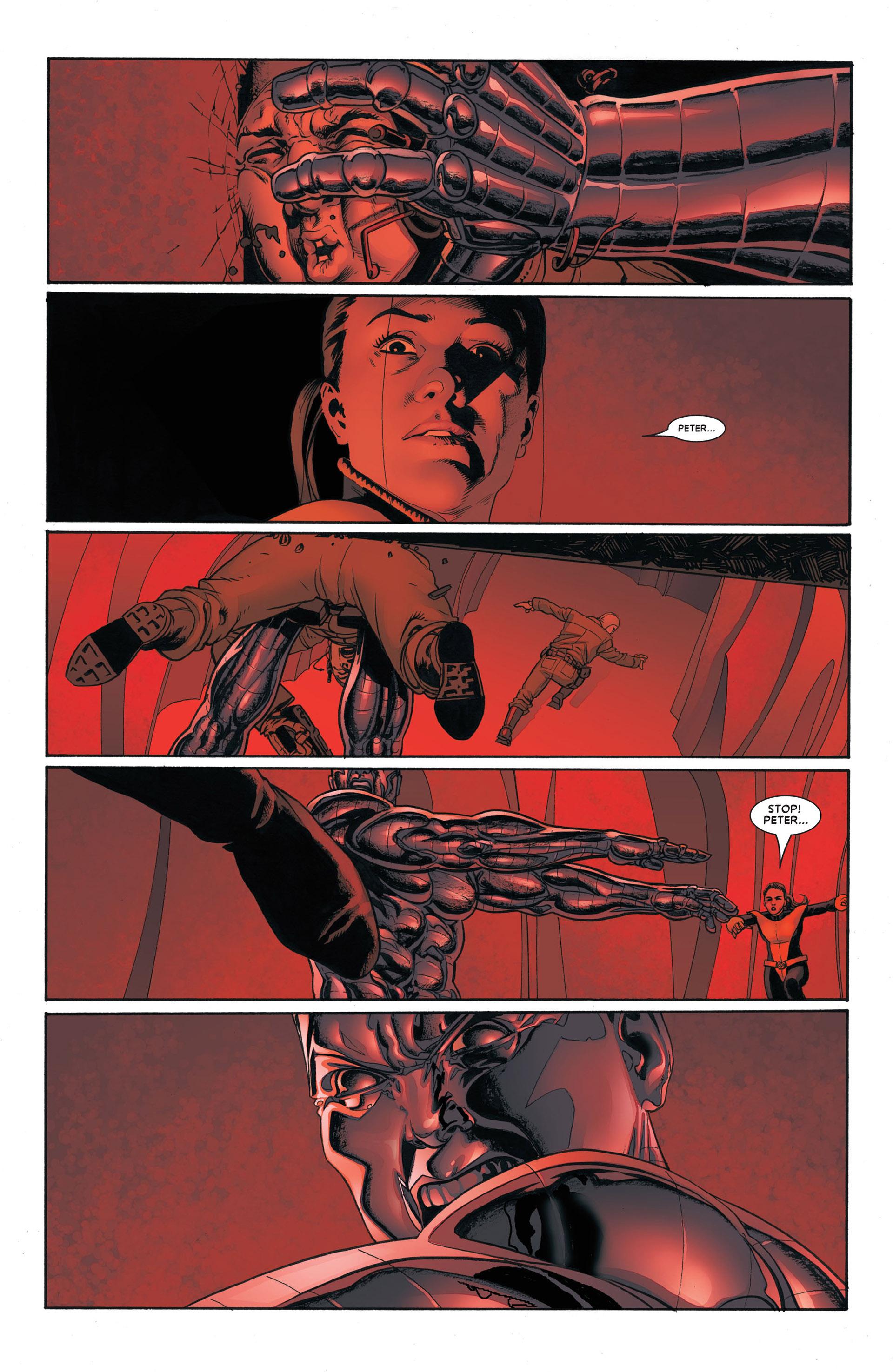 Read online Astonishing X-Men (2004) comic -  Issue #4 - 22
