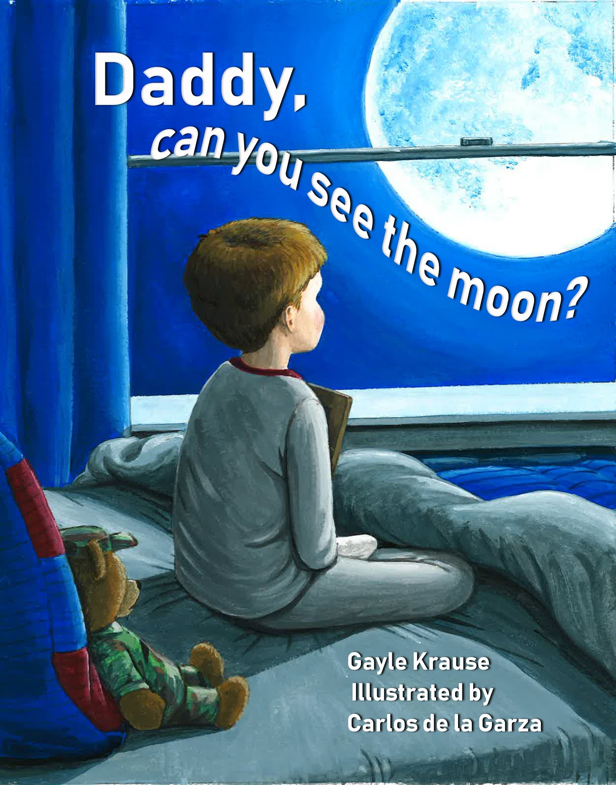 DADDY, CAN YOU SEE THE MOON?