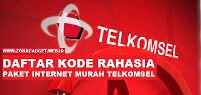 12+ Kode Paket Internet Telkomsel Paling Murah September 2018