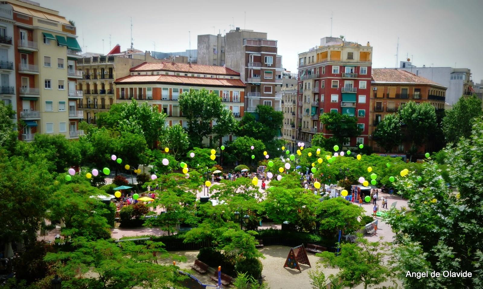 El centro de Madrid y los niñ@s