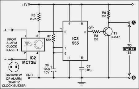 Electronic Voice Box Electronic Control Box Wiring Diagram