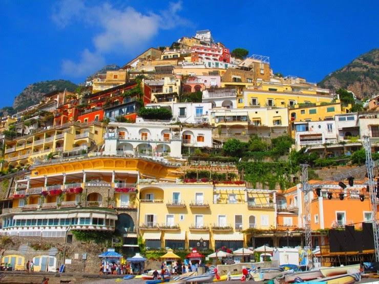 Positano Italy Hotels