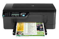 HP Officejet 4500 All-in-One Printer Software and Drivers