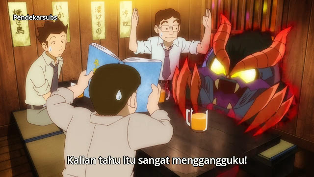 100% Pascal-sensei Episode 3 Subtitle Indonesia bgawe