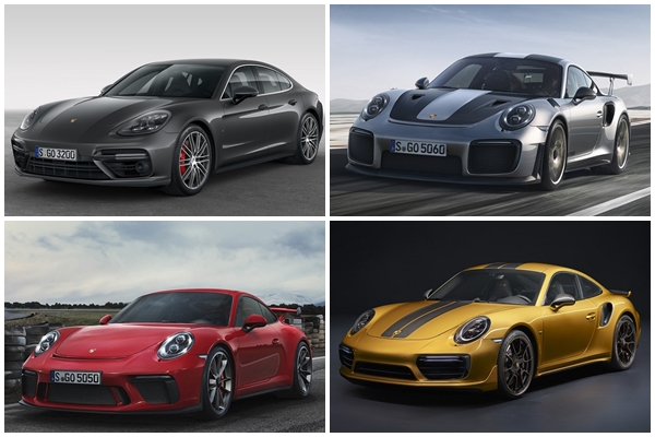 Porsche Argentina Lanzamientos
