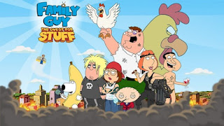 Family Guy The Quest for Stuff Mod Apk v1.35.1 (Free Shopping) Terbaru