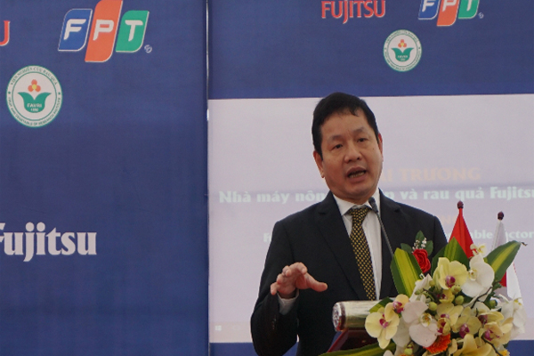 FPT Đưa Công Nghệ Số Vào Nông Nghiệp Việt Nam