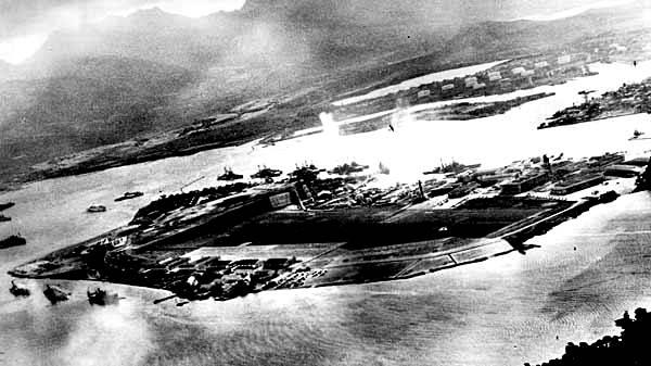 Isla de Ford en el Pearl Harbor