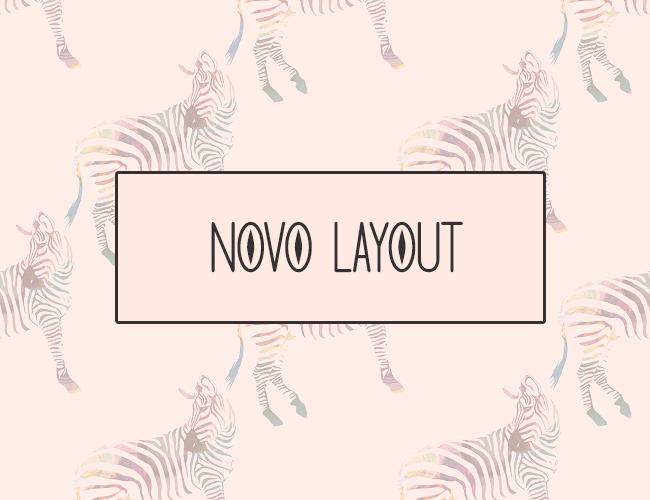 Encomende seu layout - Diário em Fotos