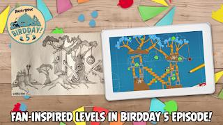 Angry Birds v7.7.5 Mod