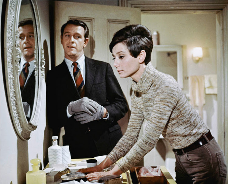 A Vintage Nerd, Vintage Blog, Audrey Hepburn, Audrey Hepburn Films,  Classic Film Blog, Old Hollywood Blog, 1960s Audrey Hepburn, Wait Until Dark 1