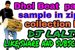 Dhol beat sample pack collection by lalit.