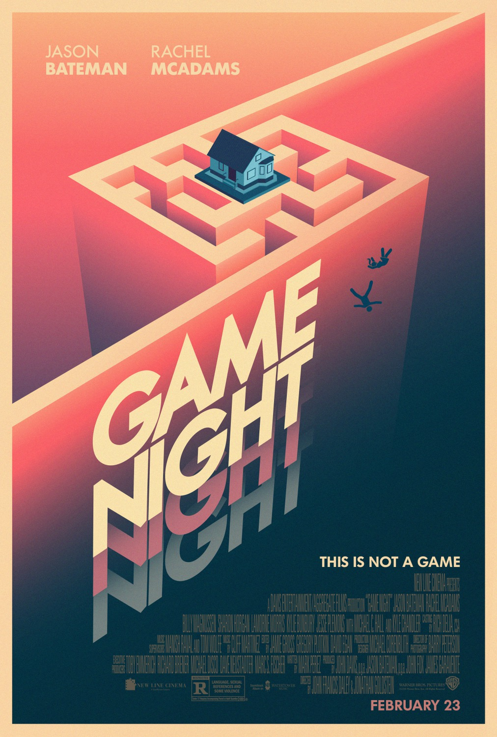 game night trailers clips featurette images and posters