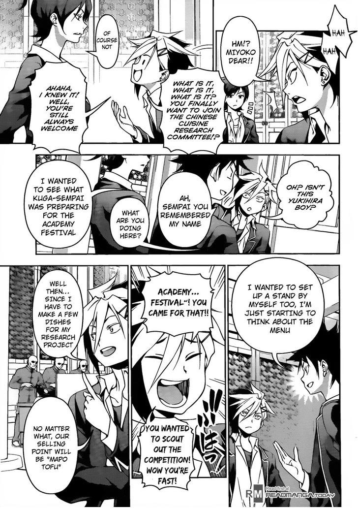 Shokugeki no Soma - Chapter 142