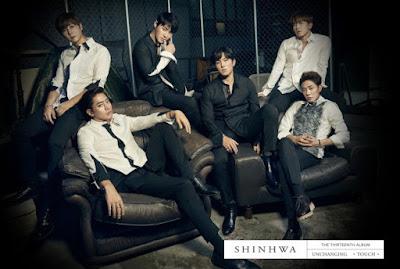 Shinhwa (신화)