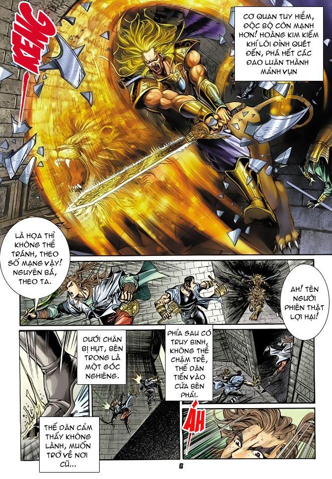 Đại Đường Uy Long chapter 50 trang 6
