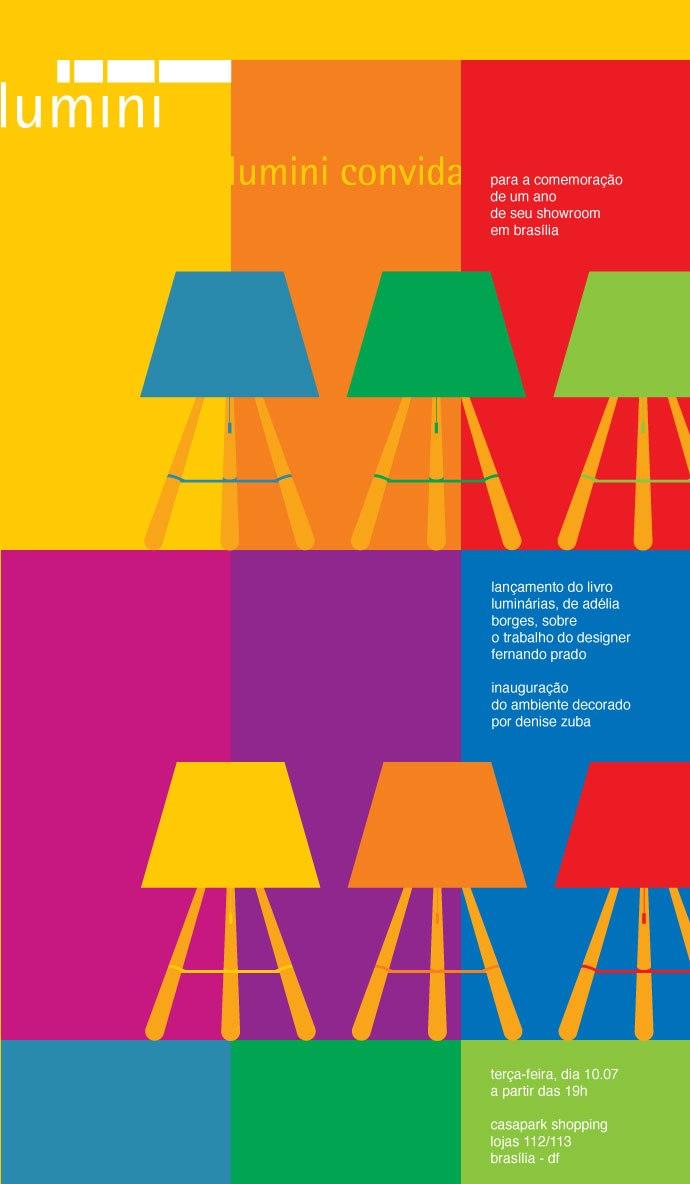 6486c875d4aa1 Na ocasião, Fernando Prado - um dos designers brasileiros mais premiados  nacional e internacionalmente e diretor de produtos da Lumini - fará uma  noite de ...