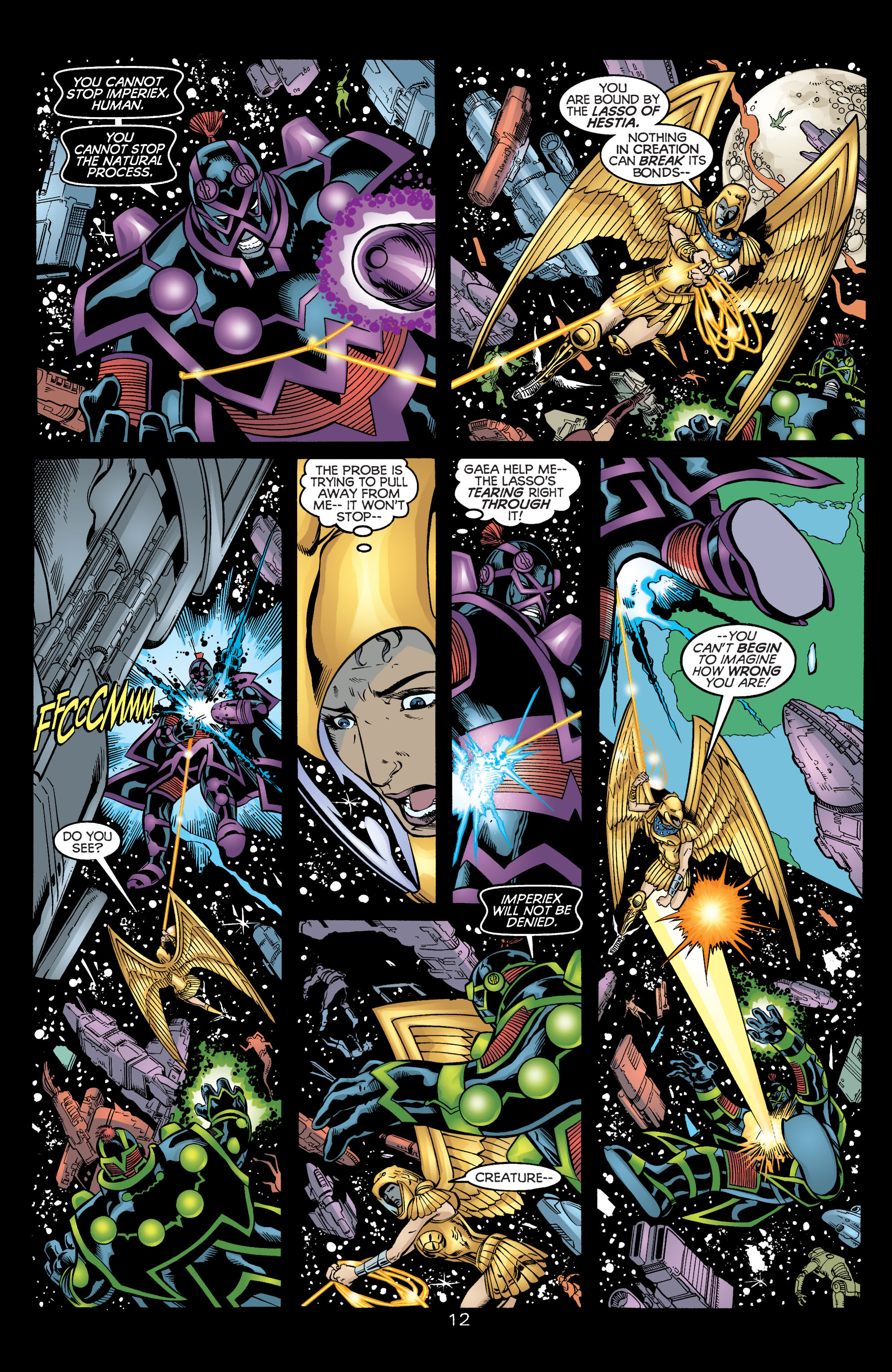 Read online Wonder Woman (1987) comic -  Issue #172 - 12
