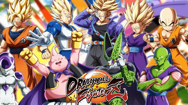 Tải Game DRAGON BALL FighterZ (DRAGON BALL FighterZ Free Download)