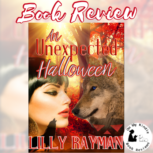 Second Bookstagram for An Unexpected Halloween by Lilly Rayman