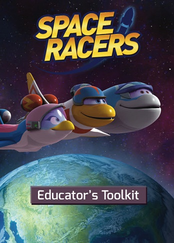 space racers educators kit cover