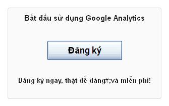 Cài đặt, cấu hình và đặt mã theo dõi google analytics vào website
