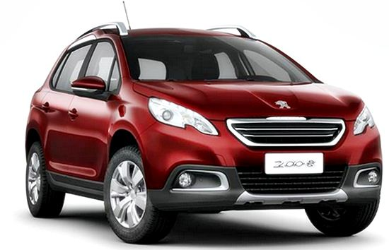2016 peugeot 2008 suv engine price review car drive and. Black Bedroom Furniture Sets. Home Design Ideas
