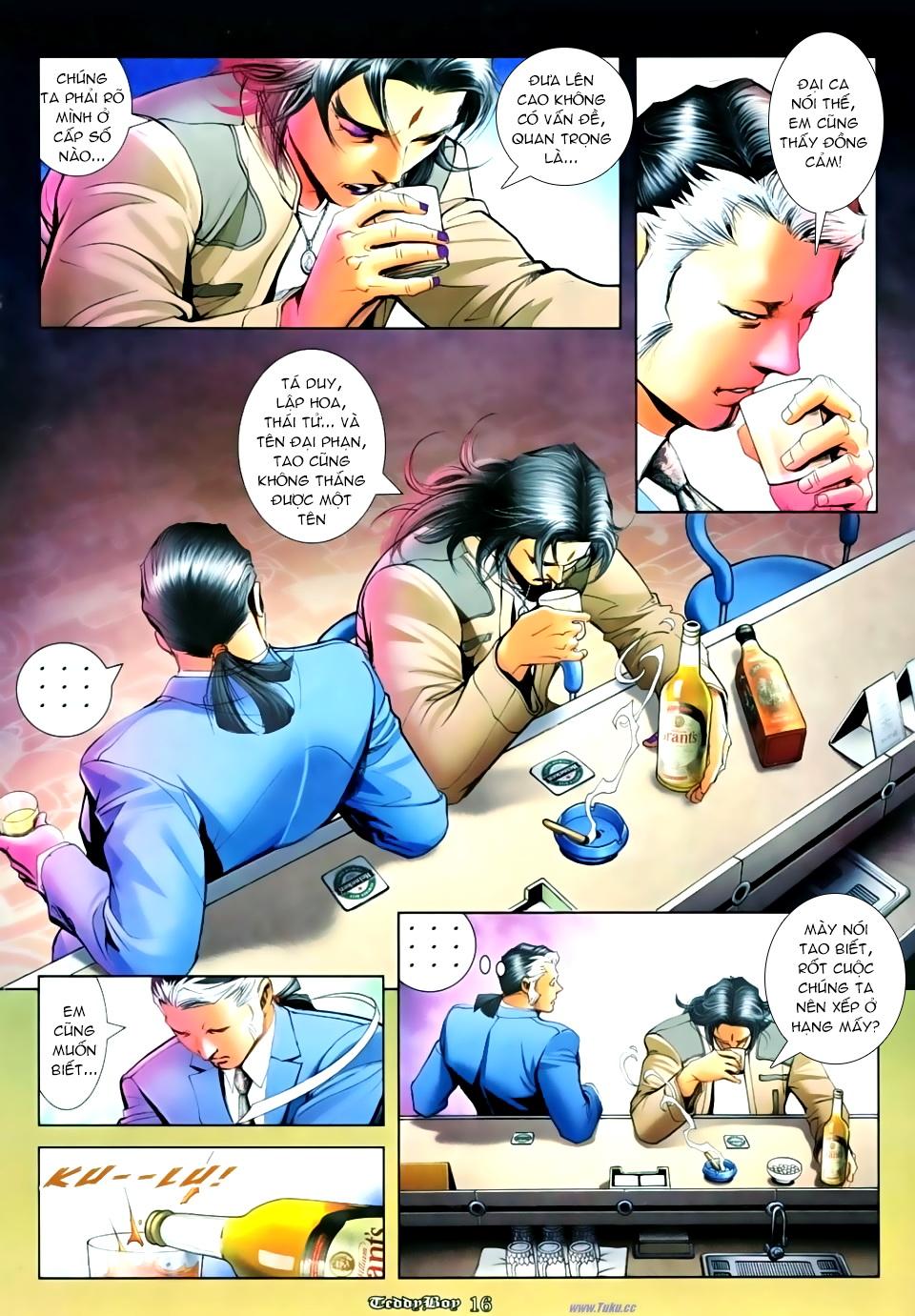 Người Trong Giang Hồ Chap 1129 - Truyen.Chap.VN