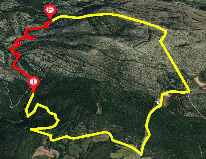 Via Ferrata Y Camino Equipado Estrechos De La Hoz Ferratas - Estrechos