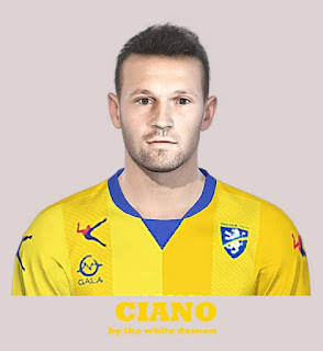 PES 2019 Faces Camillo Ciano by The White Demon
