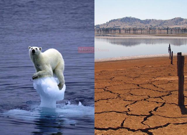 Gambar Pemanasan Global (Akibat Pemanasan Global)