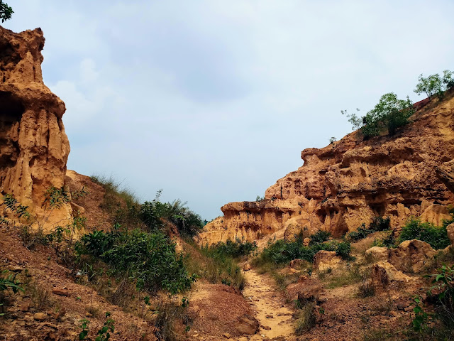 Gangani-Grand-Canyon-Of-Garhbeta-West-Bengal