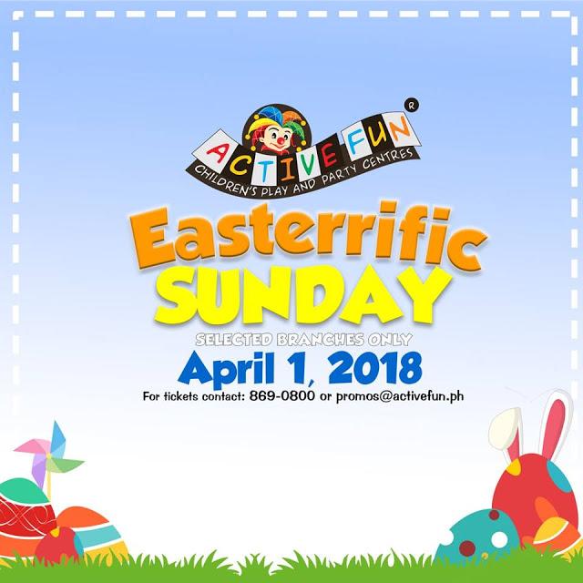Active Fun Easter 2018