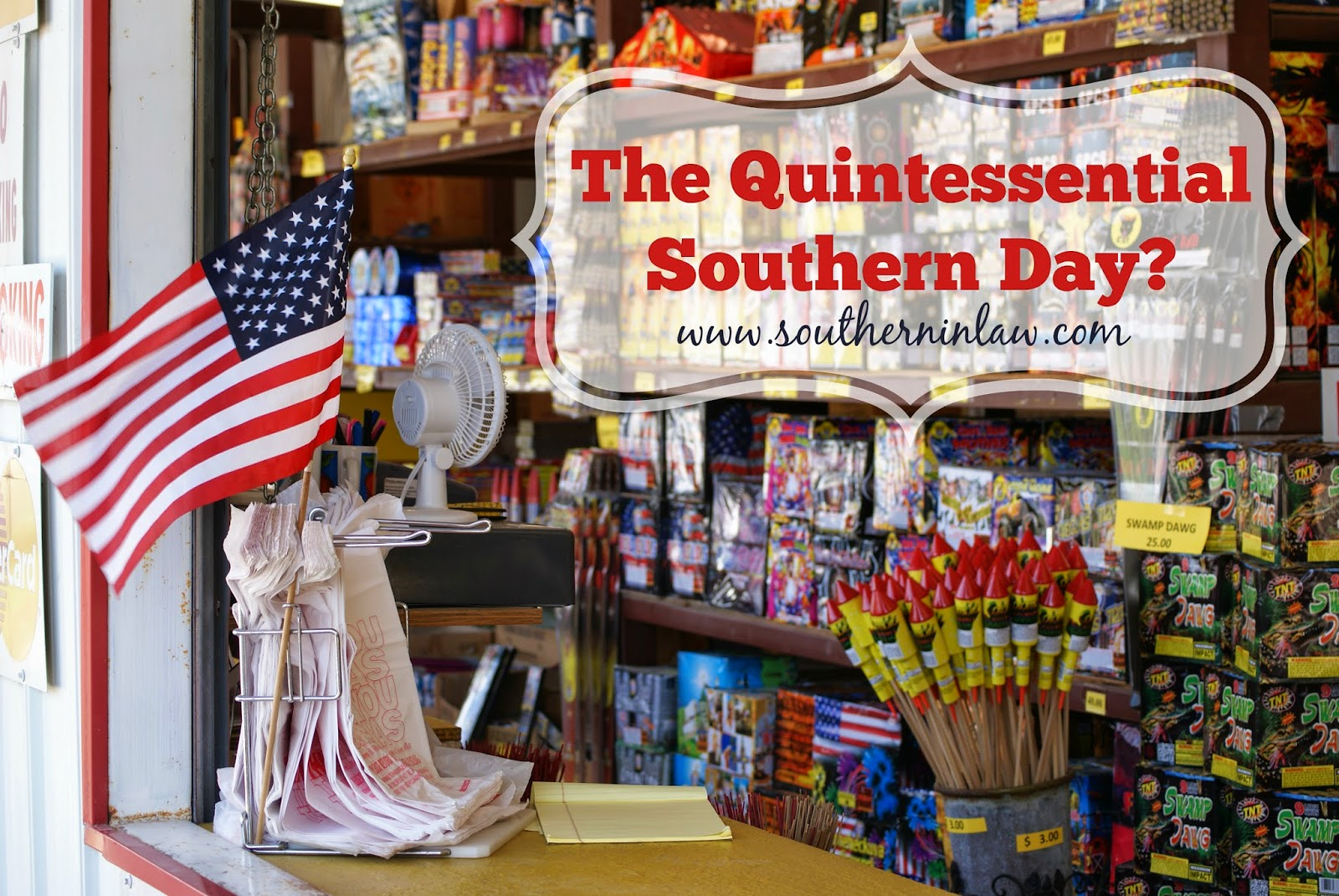 The quintessential Southern Day