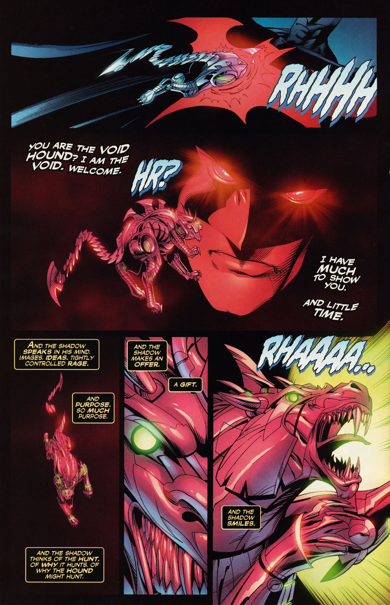Read online Trinity (2008) comic -  Issue #48 - 10