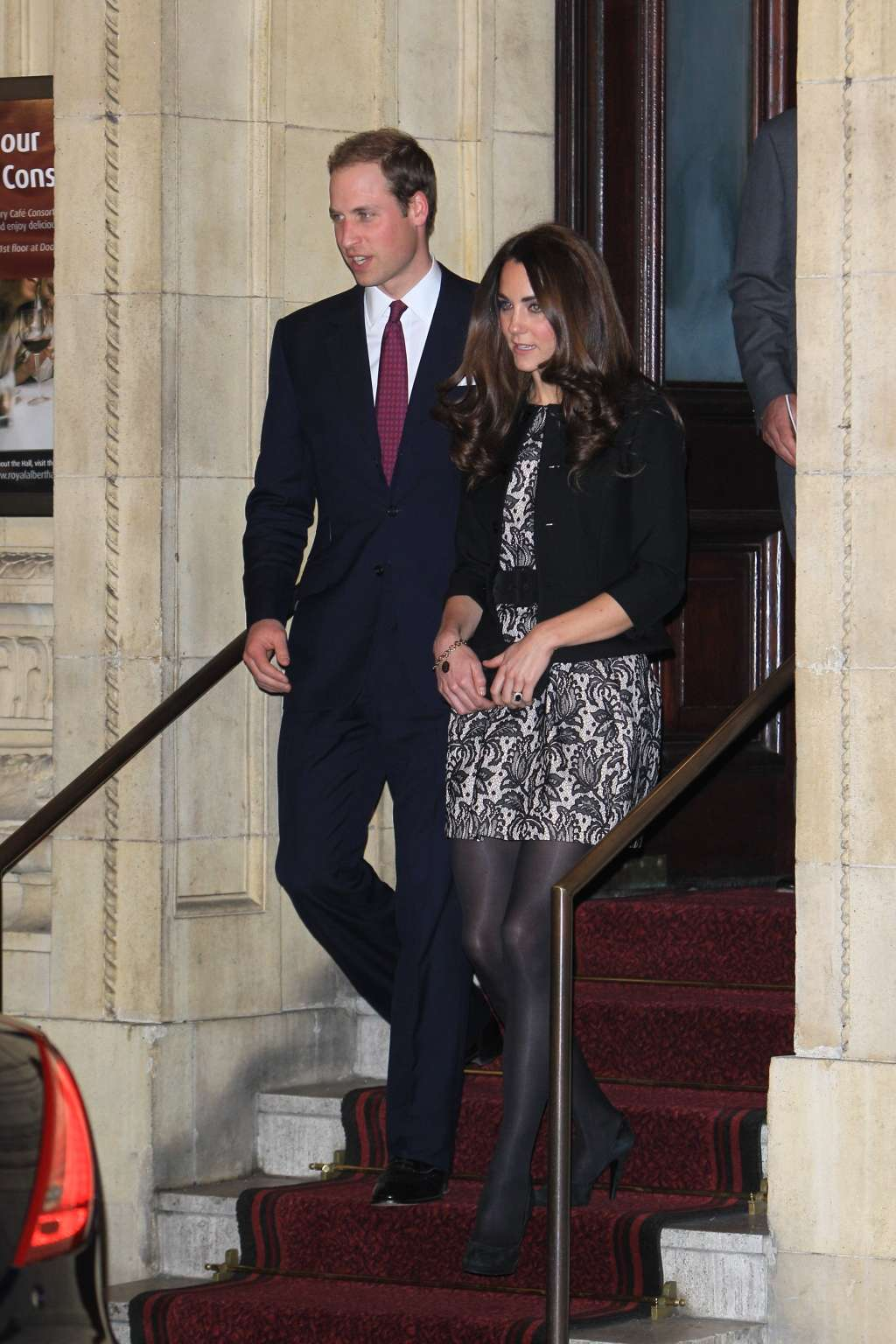 look-di-kate-middleton vestito zara